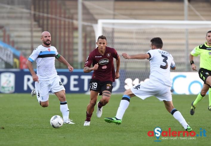 Salernitana deludente: finisce 0-0 col Pisa - aSalerno.it