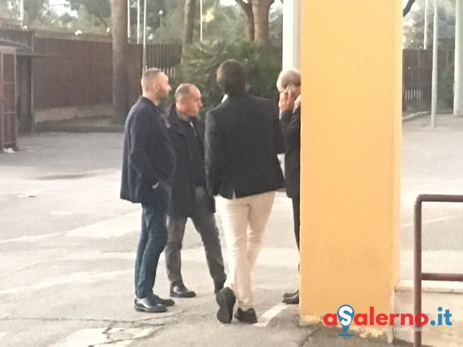 Faccia a faccia Fabiani Giuffredi sul caso Donnarumma - aSalerno.it