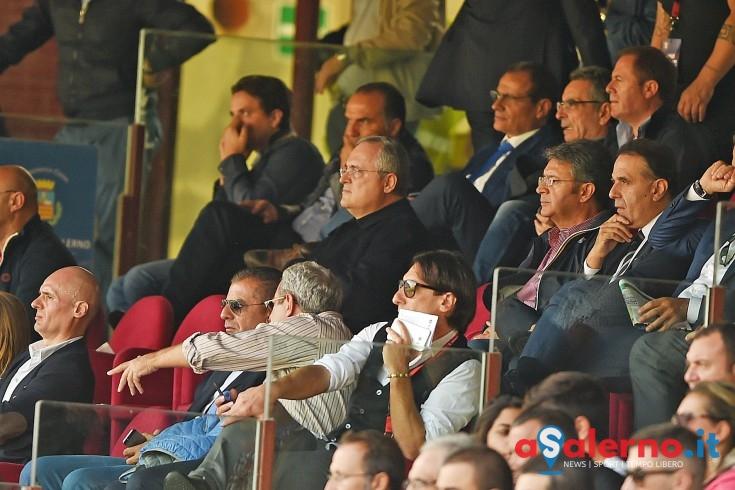 """Ciclone Lotito: """"Ma quale mandato salvezza? Mi aspetto la vittoria con il Pisa"""" - aSalerno.it"""