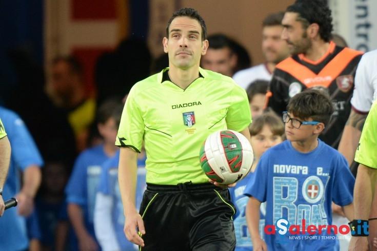 Valerio Marini sarà l'arbitro di Brescia – Salernitana - aSalerno.it