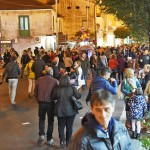 SAL - 29 10 2016 Salerno Notte Bianca. Foto Tanopress