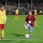 SAL - 05 10 2016 Salerno Stadio Arechi. Partita del cuore. Foto Tanopress