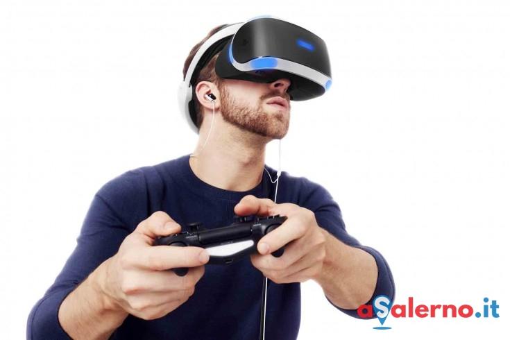 In vendita il Playstation VR, sarà questo il futuro del gaming? - aSalerno.it