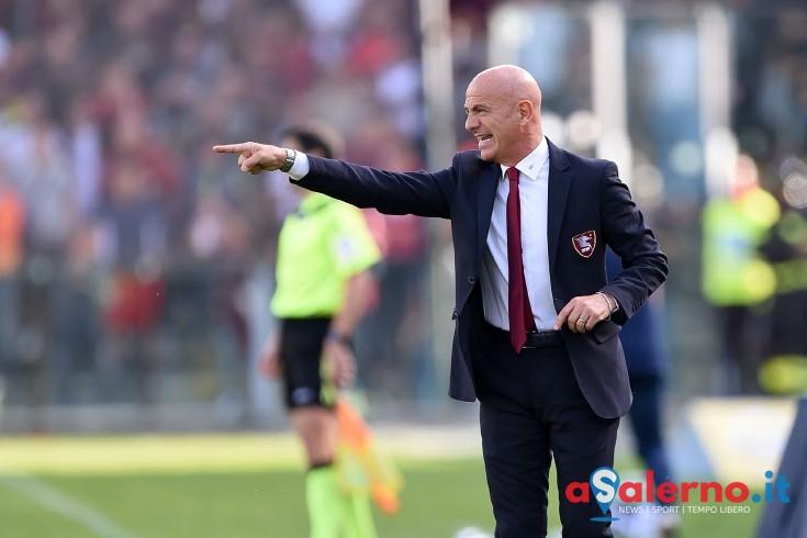 """Sannino:""""Meritavamo la vittoria. Ad Ascoli andremo più incazzati del solito"""" - aSalerno.it"""