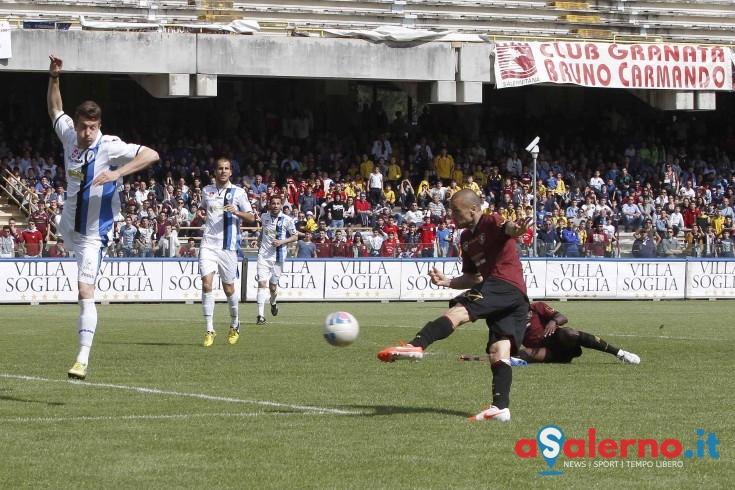 I PRECEDENTI – Tre anni fa il gol di Volpe al Pisa di Menichini - aSalerno.it