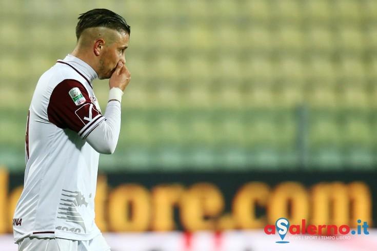 """Eusepi ricorda Salerno: """"Ho giocato anche zoppo per la Salernitana, domani sarà battaglia"""" - aSalerno.it"""