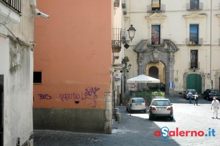 Marijuana a 15enne nel centro storico, arrestato ragazzo a Salerno - aSalerno.it