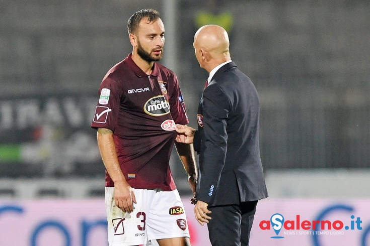 """Sannino torna alle """"origini"""": il tecnico lavora per riproporre la difesa a quattro - aSalerno.it"""