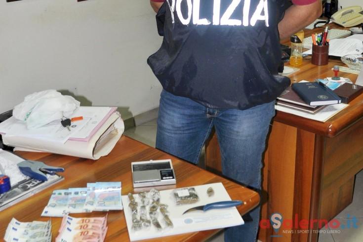 In casa con le dosi per lo spaccio, arrestato 19enne - aSalerno.it