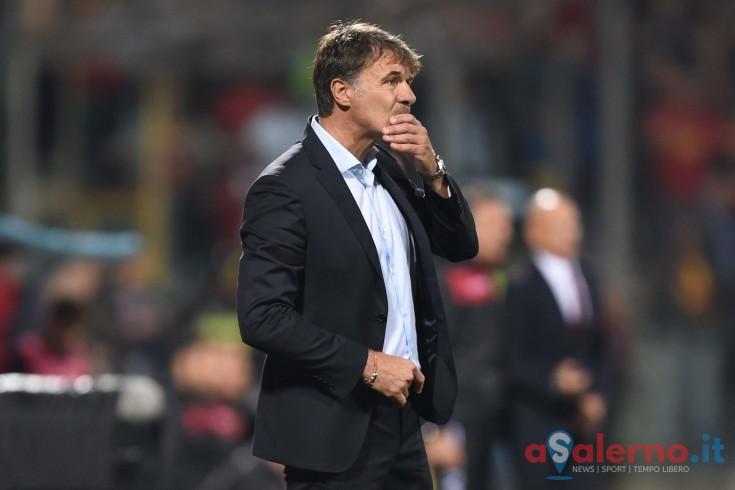 """Baroni:""""Potevamo fare meglio, la Salernitana è stata abile a pressarci"""" - aSalerno.it"""