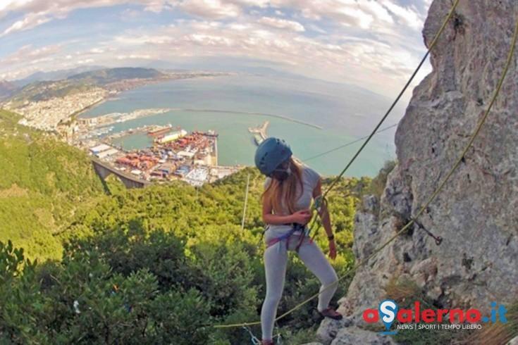 """Inizia oggi il """"Geko Festival"""", la prima maratona di arrampicata sportiva - aSalerno.it"""