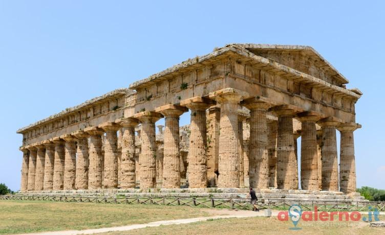 Paestum, scoperta una fattoria accanto al tempio di Giasone - aSalerno.it