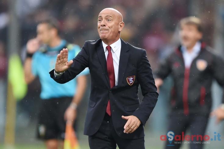 """Sannino:""""Una rondine non fa primavera, siamo felici ma testa al Brescia"""" - aSalerno.it"""