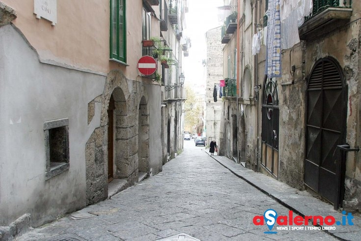Chiusura transito veicolare via dei Canali da mercoledì 23 novembre - aSalerno.it
