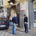 Carabinieri furto vacepress pizzeria