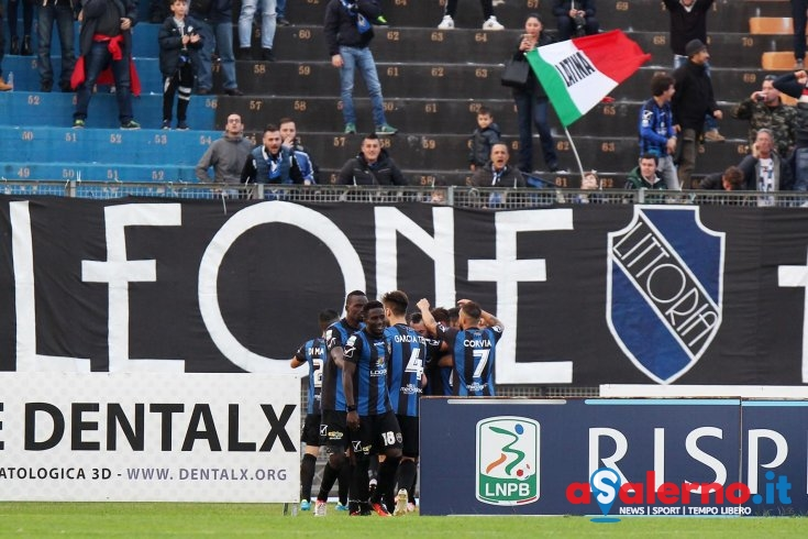 Latina addio serie B, 5 i punti di penalizzazione - aSalerno.it
