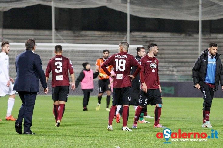"""Salernitana – Pro Vercelli 1-1. Sprocati fredda l' """"Arechi"""" - aSalerno.it"""
