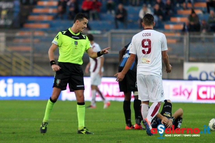 Riccardo Pinzani è l'arbitro di Virtus Entella – Salernitana - aSalerno.it