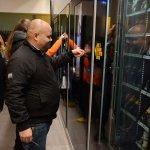 inaugurazione self shop chicco paglionico