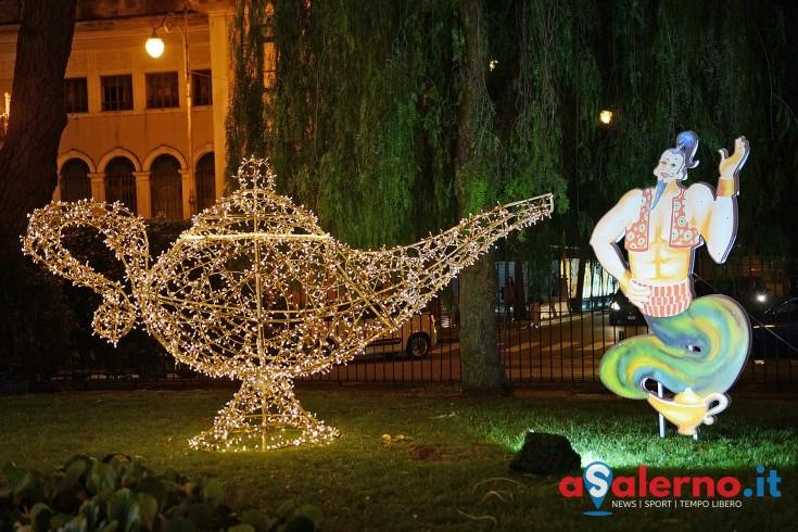 Ecco Salerno Light&Go: aperta la caccia ai personaggi di Luci d'Artista - aSalerno.it