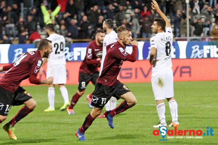 Donnarumma torna al gol: 1-0 al primo tempo con la Pro Vercelli - aSalerno.it