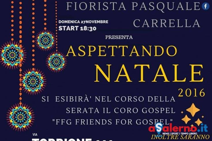 """Domenica c'è """"Aspettando Natale"""", l'evento a Torrione del Fiorista Pasquale Carrella - aSalerno.it"""