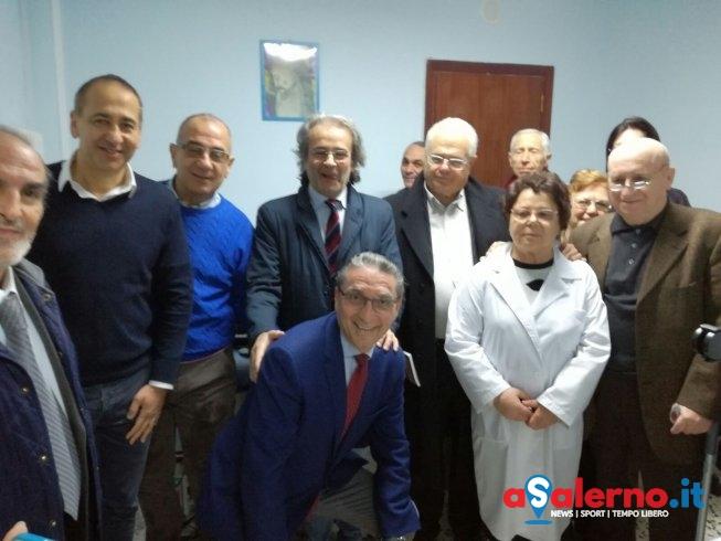 Inaugurato il primo ambulatorio sociale infermieristico gratuito della provincia di Salerno - aSalerno.it