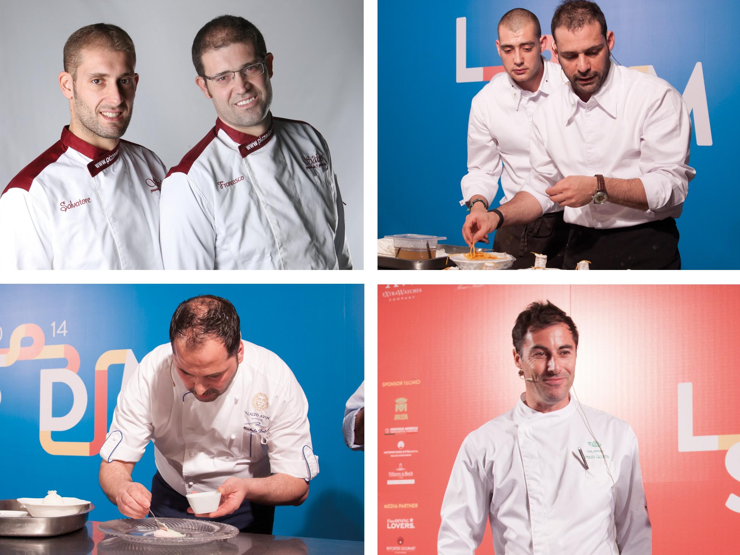 Le grandi ricette della cucina italiana protagoniste dei corsi