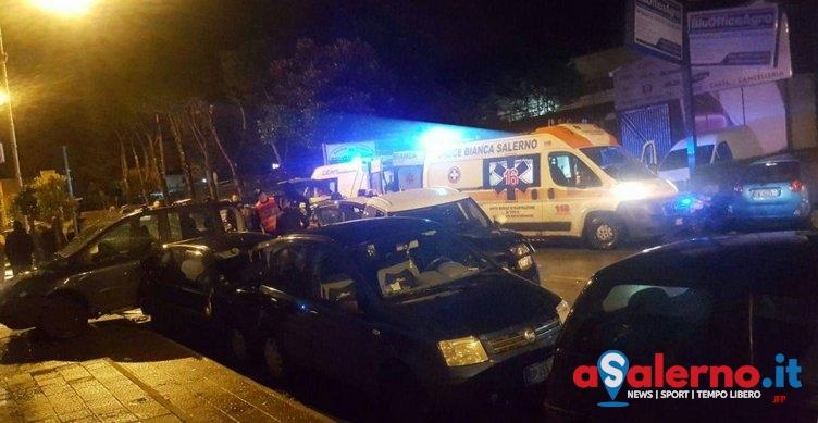 FOTO- Incidente mortale a Nocera Inferiore, un morto e tre feriti gravi tra cui un carabiniere - aSalerno.it