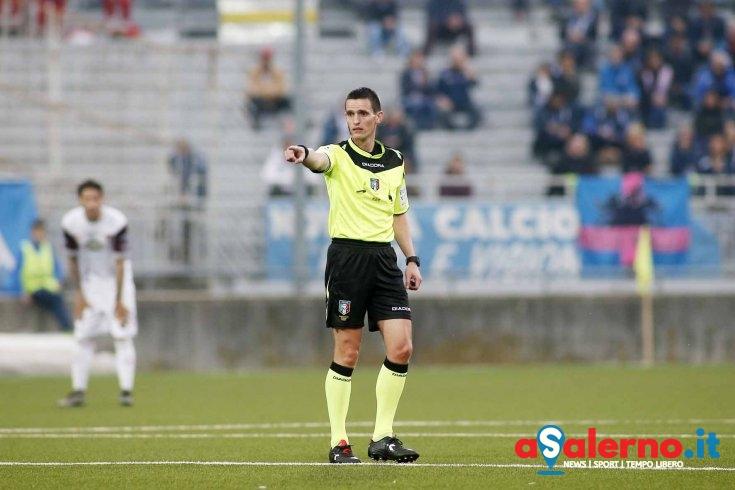 Daniele Minelli è l'arbitro di Empoli – Salernitana - aSalerno.it