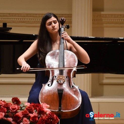 """""""#L'immenso suona"""" stasera al Delle Arti con l'Orchestra Claudio Abbado - aSalerno.it"""