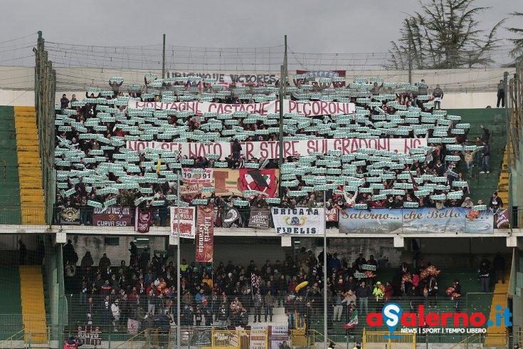 """Al Partenio già si """"lavora"""" per il derby: chiesto aumento di capienza nel settore ospiti - aSalerno.it"""