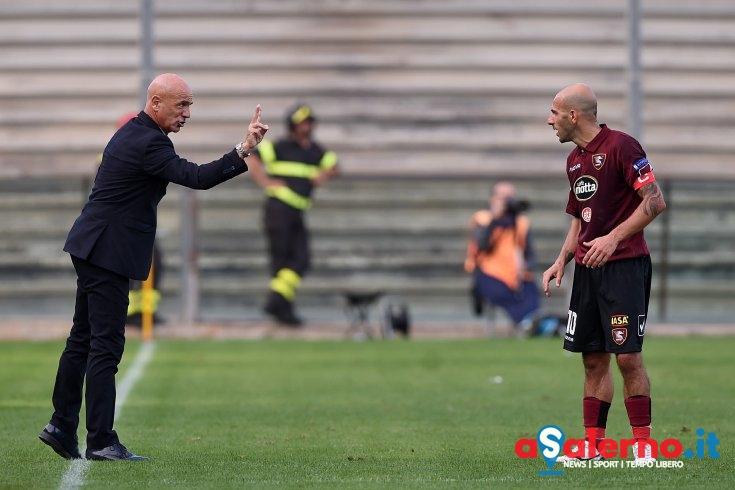 Sannino torna all'antico e prova il 3-5-2 con Rosina mezzala - aSalerno.it