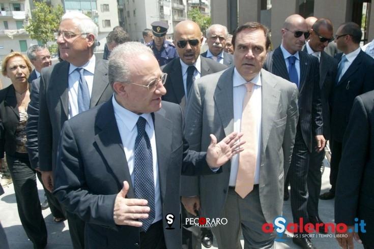 """Anche Mastella sul finanziamento alle Luci: """"Caro Vincenzo, c'è anche Benevento.."""" - aSalerno.it"""