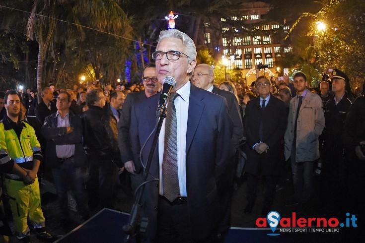"""Luci d'Artista, il sindaco esulta: """"Si faranno senza alcun problema.."""" - aSalerno.it"""