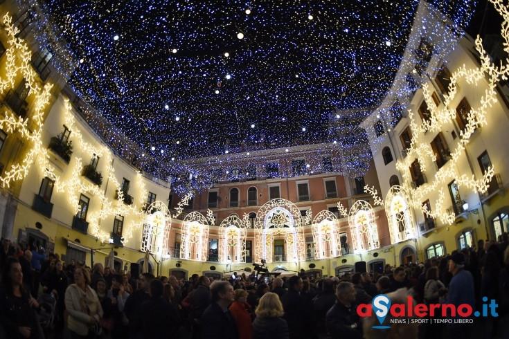 Caos Luci d'Artista, Confcommercio di Salerno chiede risarcimento milionario ai francesi - aSalerno.it