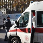 polizia croce rossa ambulanza
