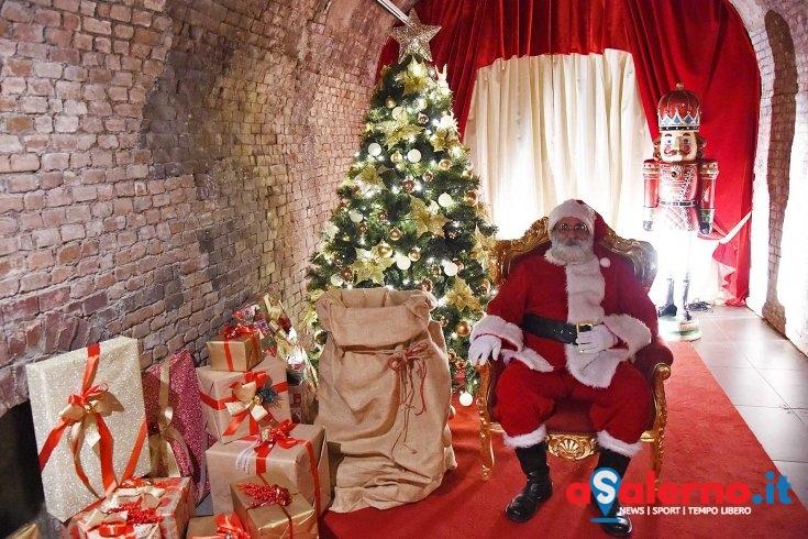 Boom di visite al Villaggio di Babbo Natale: al via i laboratori didattici gratuiti - aSalerno.it