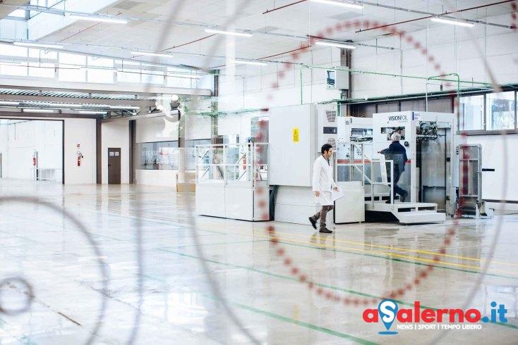 Nuceria Group domani presenta il nuovo stabilimento di Salerno - aSalerno.it