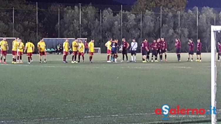 Il Centro Storico supera l'Atletico Faiano, 2-0 a Casignano - aSalerno.it