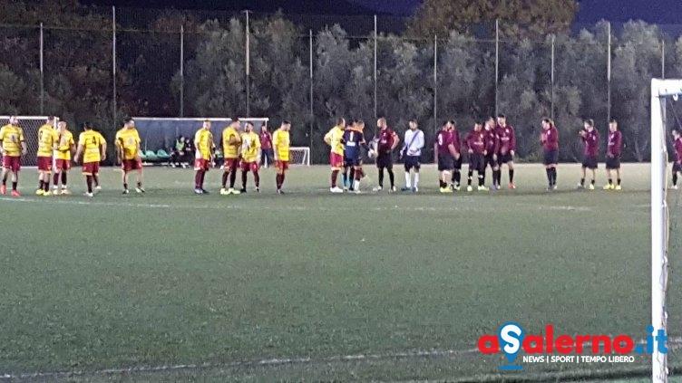 Finisce 0-0 tra lo Sporting Pontecagnano e il Centro Storico Salerno - aSalerno.it