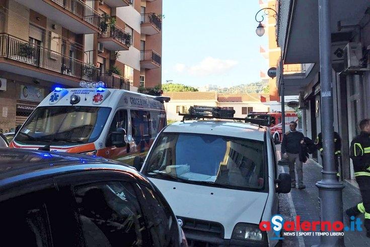 Rischia di soffocare nel suo appartamento, uomo trasportato al Pronto Soccorso - aSalerno.it