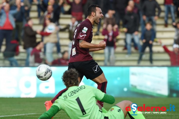 Vittoria in rimonta per la Salernitana, superata 4-2 la Ternana - aSalerno.it