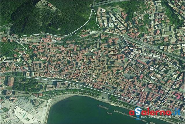Valorizzazione del patrimonio, il centro storico di Salerno come non è stato mai visto - aSalerno.it