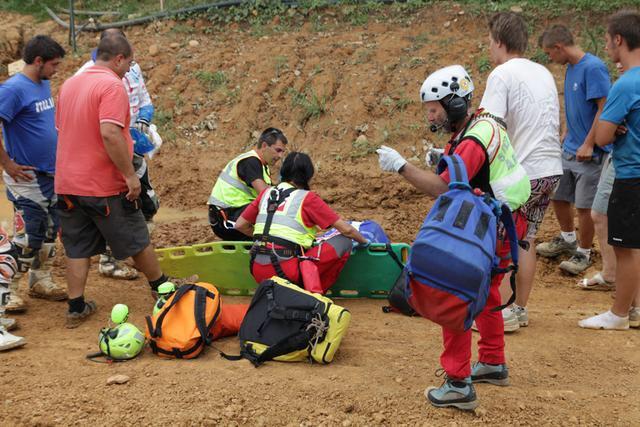Muore dopo una caduta un 45enne mentre faceva motocross - aSalerno.it