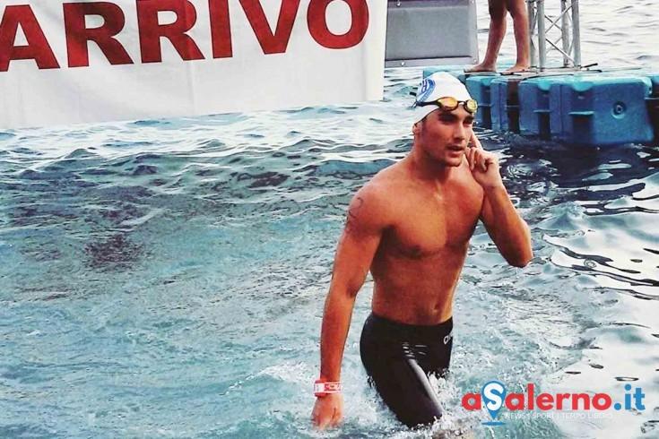 Ivan Carucci campione italiano di nuoto - aSalerno.it