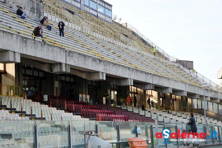 """Mezzaroma a un tifoso:""""Pensiamo positivo, mancano tante partite"""" - aSalerno.it"""