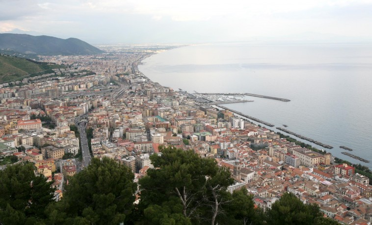 panorama salerno
