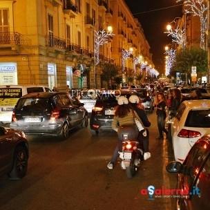 Salerno Inaugurazioni luci d'artista 2016
