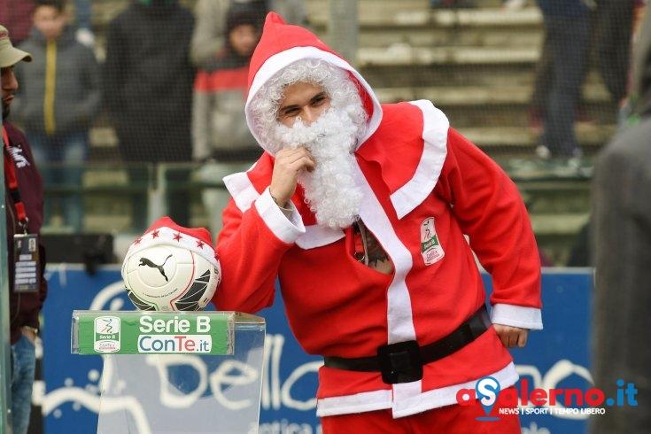 Babbo Natale ha il cuore granata - aSalerno.it